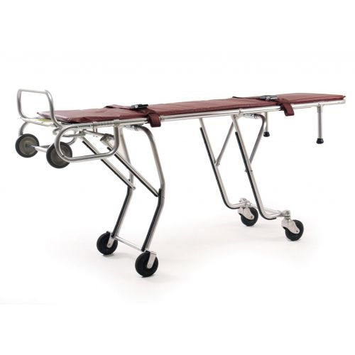 Ferno Model 24 Multi-Level, One-Man Mortuary Cot
