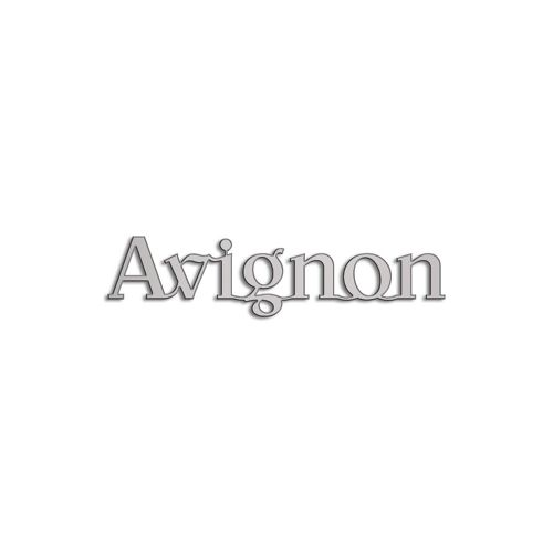 Type Avignon | 5mm Alu zilver