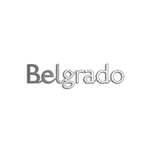 Type Belgrado | Productie Westdecor  | Inox