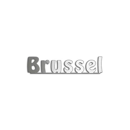 Type Brussel | Productie Westdecor  | Inox