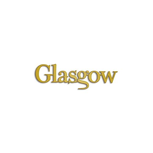 Type Glasgow | Productie Westdecor |Aluminium goud