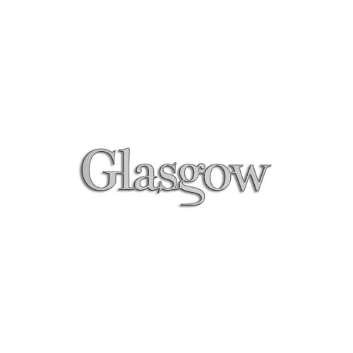 Type Glasgow | 5mm Alu zilver