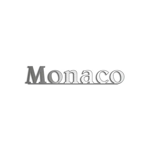 Type Monaco | Productie Westdecor  | Inox