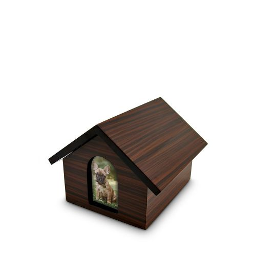 TB1001 | Pet House Brown - 22x17x23cm - 1,5L